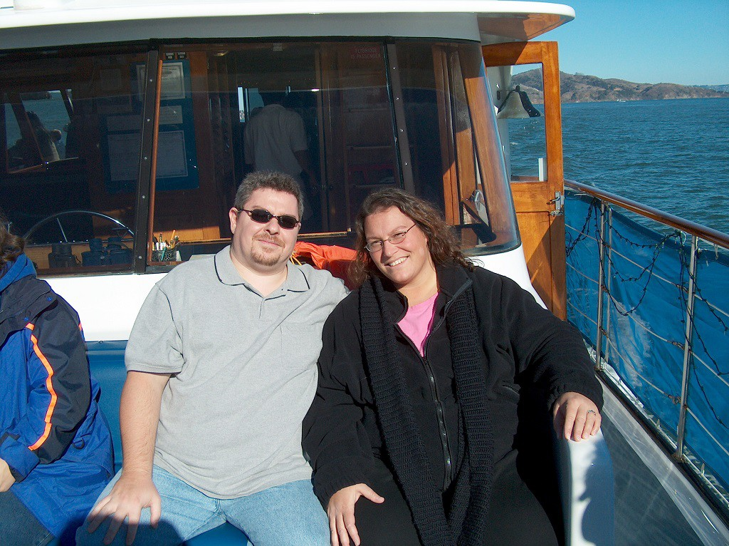 SF Bay Cruise, Sausalito, CA December 2005