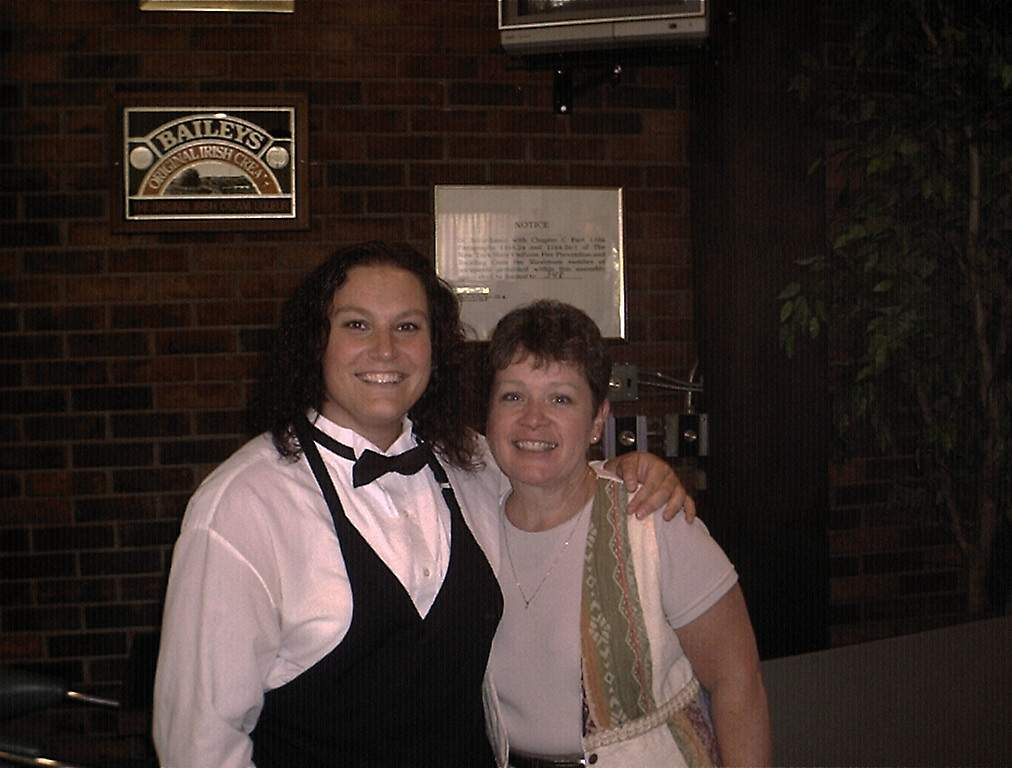 Wendy and Linda @ The Treadway Inn