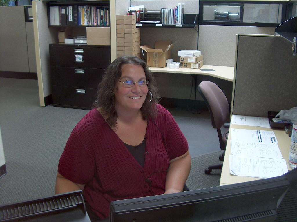 Wendy at Parallax Inc.