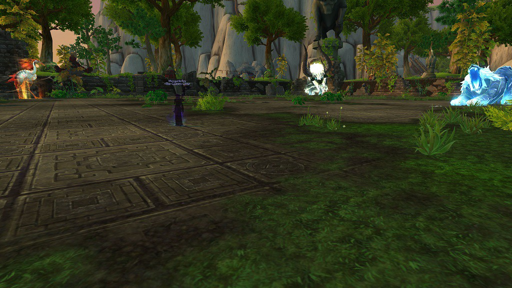 Celestial Court on the Timeless Isle from Mists of Pandaria