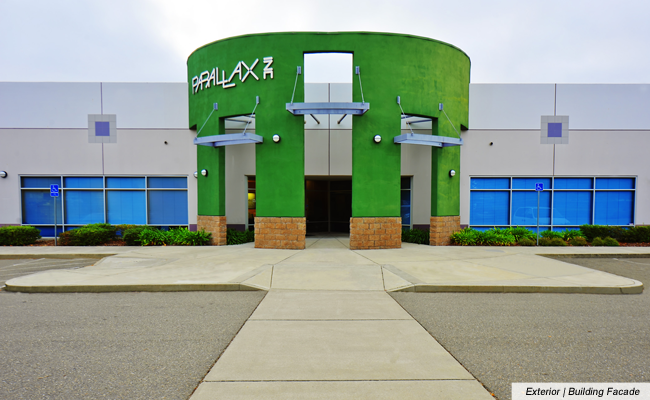 Parallax Inc in Rocklin, CA