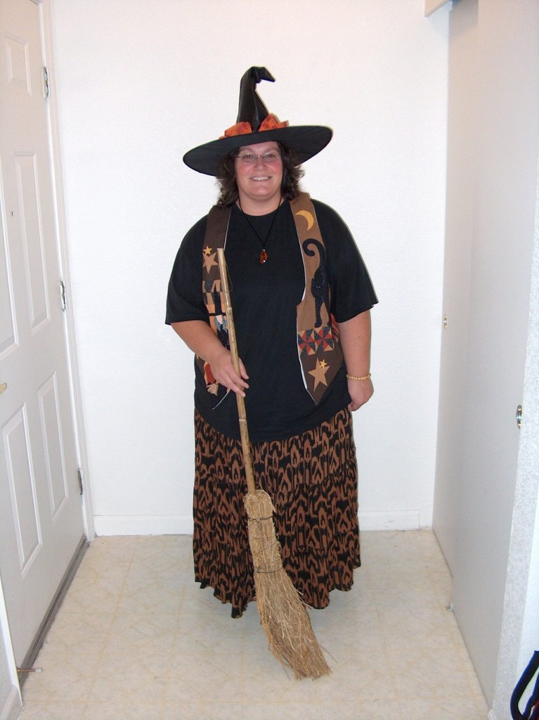 Wendy's Witch Costume